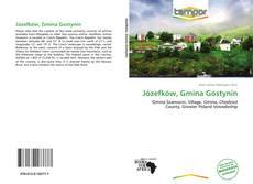 Обложка Józefków, Gmina Gostynin