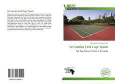 Copertina di Sri Lanka Fed Cup Team