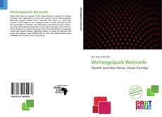 Capa do livro de Weltvogelpark Walsrode