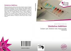 Bookcover of Oxidative Addition