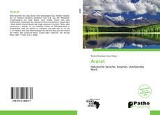 Borítókép a  Ararat - hoz