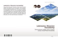 Bookcover of Leśniewice, Masovian Voivodeship