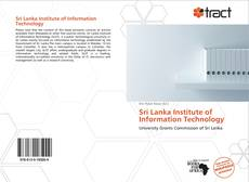 Bookcover of Sri Lanka Institute of Information Technology