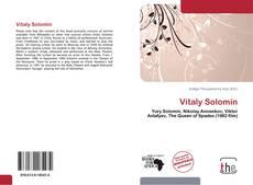 Обложка Vitaly Solomin