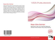 Bookcover of Peter Chin Fah Kui