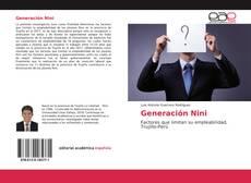 Copertina di Generación Nini