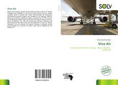 Portada del libro de Viva Air