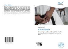 Capa do livro de Vitor Belfort
