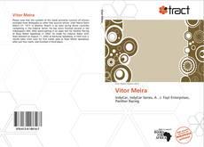 Capa do livro de Vitor Meira