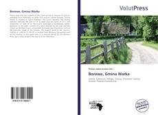 Обложка Borowe, Gmina Warka