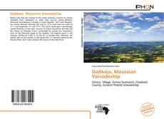 Portada del libro de Dańków, Masovian Voivodeship
