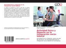 Actividad física y Deporte en la integración socio-laboral的封面