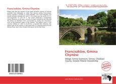 Copertina di Franciszków, Gmina Chynów