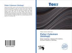 Capa do livro de Peter Coleman (bishop)