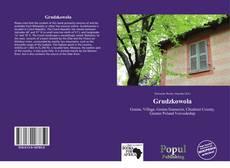 Обложка Grudzkowola