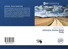 Buchcover von Julianów, Gmina Belsk Duży