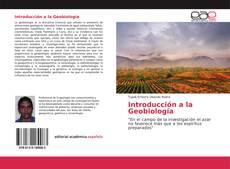 Introducción a la Geobiología kitap kapağı