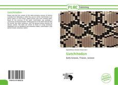 Capa do livro de Uatchitodon