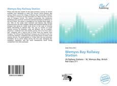 Bookcover of Wemyss Bay Railway Station