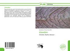 Couverture de Uteodon