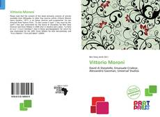 Bookcover of Vittorio Moroni