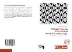 Buchcover von Vittorio Tedesco Zammarano