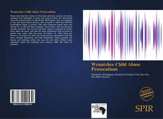 Wenatchee Child Abuse Prosecutions kitap kapağı