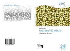 Bookcover of Visualization Software