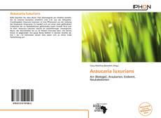 Buchcover von Araucaria luxurians