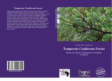Bookcover of Temperate Coniferous Forest
