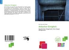 Bookcover of Arbacher Einigkeit