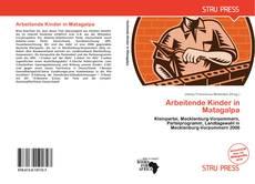 Arbeitende Kinder in Matagalpa kitap kapağı