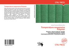 Bookcover of Temperature-responsive Polymer