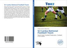 Bookcover of Sri Lanka National Football Team