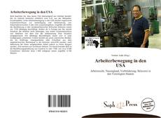 Bookcover of Arbeiterbewegung in den USA