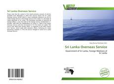 Bookcover of Sri Lanka Overseas Service