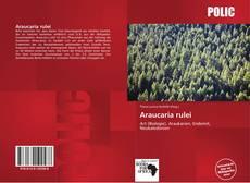 Buchcover von Araucaria rulei