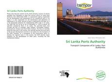 Bookcover of Sri Lanka Ports Authority