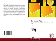Sri Lanka Post kitap kapağı