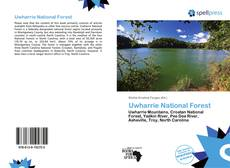 Bookcover of Uwharrie National Forest