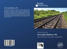 Sri Lanka Railways M1的封面