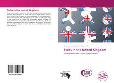 Bookcover of Serbs in the United Kingdom