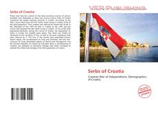 Bookcover of Serbs of Croatia