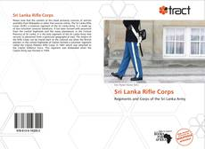 Couverture de Sri Lanka Rifle Corps