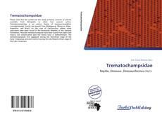 Portada del libro de Trematochampsidae