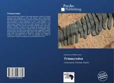 Trimucrodon kitap kapağı