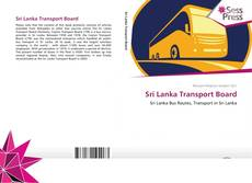 Capa do livro de Sri Lanka Transport Board