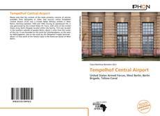 Tempelhof Central Airport kitap kapağı