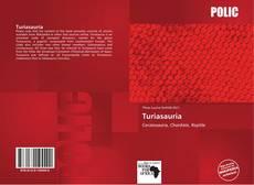 Turiasauria kitap kapağı
