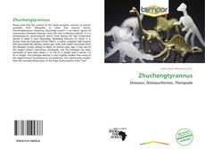 Zhuchengtyrannus的封面